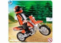 Playmobil Motocross 5115