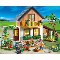 Playmobil Maison des fermiers et marché 5120
