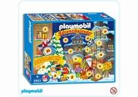 Playmobil Calendrier de l'avent Veillée de Noël 3993