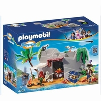 Playmobil Caverne des pirates Super4 4797