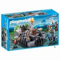Playmobil Bastion des chevaiers du dragon ailé 6627