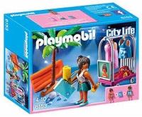 Playmobil Top modèle avec tenues de plage 6153