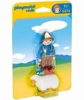 Playmobil Gardien avec mouton 1.2.3 6974
