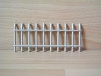 Cage pour fauves grille passage pour fauves