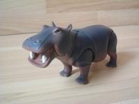 Hippopotame neuf