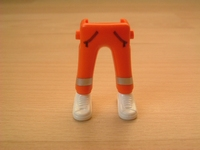 Jambes orange Neuves