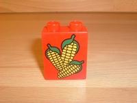 Brique 2 picots maïs