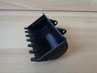 Godet pour bulldozer 8 cm