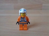 Star-wars pilote