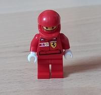 Pilote F1 Ferrari