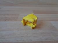 Selle jaune