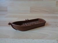 Barque marron