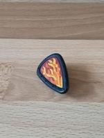Bouclier flammes