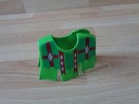 Equipement couverture pour cheval vert