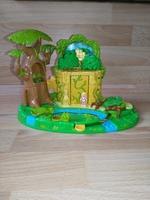 Le livre de la jungle polly pocket Disney 1998