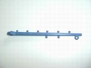 Barre haute bleue pour voile arrière