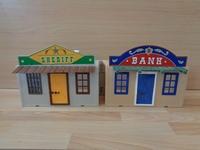 Bank et Sheriff transportable