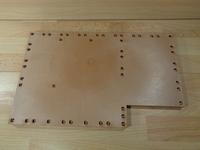 Plancher rectangulaire 36 x 22,5 cm