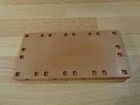 Plancher rectangulaire 18 x 9 cm
