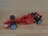 Formule 1 ferrari en l'état 48cm