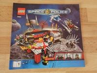 notice lego 5980-1 en l'état