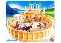 Playmobil Romains et arène 4270