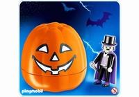 Playmobil Citrouille Halloween Dracula 4772