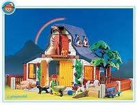 Playmobil Ferme 3072(boite abîmée)
