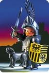 Playmobil Chevalier armure 3890