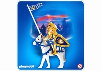 Playmobil Chevalier d'or 4430