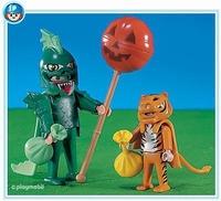 Playmobil Dragon et tigre 3026