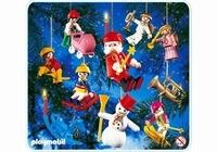 Playmobil 10 sujets de décoration arbre de Noel 3943