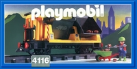 Playmobil Wagon benne basculante 4116
