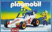 Playmobil Auto cross 3043