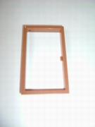 Encadrement fenêtre pour mur de colombage