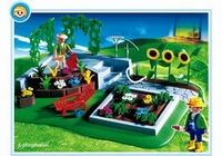 Playmobil Superset jardin potager 3134