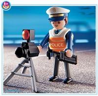Policier radar 4900