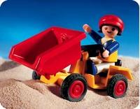 Fillette tracteur 4600