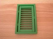 Fenêtre verte