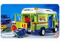 Playmobil Livreur camionnette 3204