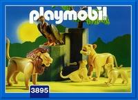 Playmobil Famille de lions 3895