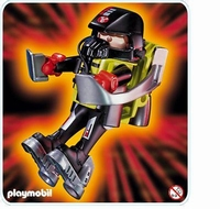 Playmobil Envahisseur 3095