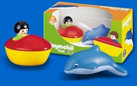 Playmobil Bateau dauphin 6408