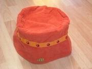 Chapeau Velours 54 cm