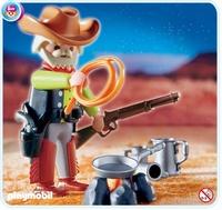 Cowboy feu de camp 4665