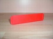 Barrière rouge