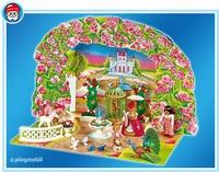 Playmobil Calendrier de l'avent Princesse 4154