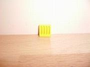 Carré jaune