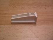 Dessous de plancher blanc