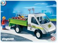 Playmobil Entrepreneur et camionnette 4322